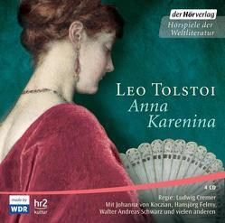 Anna Karenina von Cremer,  Ludwig, Primus,  Bodo, Schwarz,  Walter Andreas, Tolstoj,  Leo