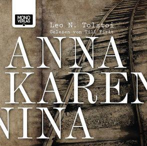 Anna Karenina von Firit,  Till, Tolstoj,  Leo