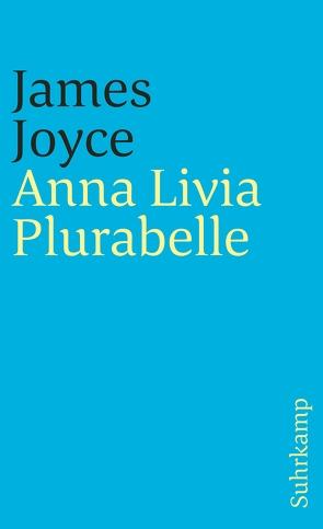 Anna Livia Plurabelle von Goyert,  Georg, Joyce,  James