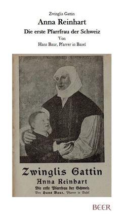 Anna Reinhart von Baur,  Hans, Zdini,  Myriam