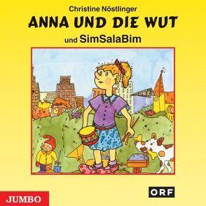 Anna und die Wut von Nöstlinger,  Christine
