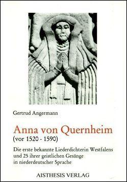 Anna von Quernheim von Angermann,  Gertrud