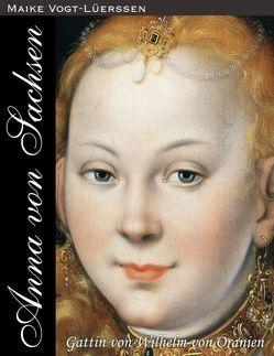 Anna von Sachsen von Vogt-Lüerssen,  Maike