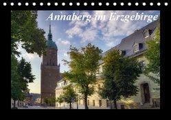 Annaberg im Erzgebirge (Tischkalender 2018 DIN A5 quer) von Bellmann,  Matthias