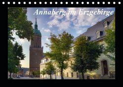 Annaberg im Erzgebirge (Tischkalender 2019 DIN A5 quer) von Bellmann,  Matthias