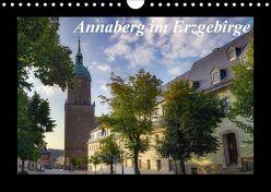 Annaberg im Erzgebirge (Wandkalender 2018 DIN A4 quer) von Bellmann,  Matthias
