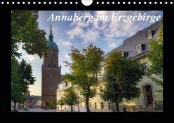 Annaberg im Erzgebirge (Wandkalender 2019 DIN A4 quer) von Bellmann,  Matthias