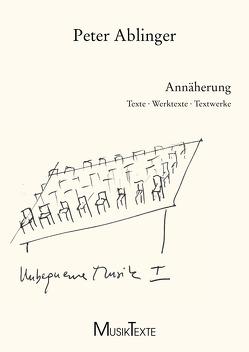 Annäherung von Ablinger,  Peter