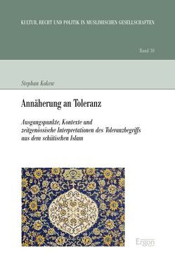 Annäherung an Toleranz von Kokew,  Stephan