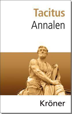 Annalen von Horneffer,  August, Tacitus, Werner,  Suerbaum