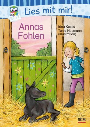 Annas Fohlen von Husmann,  Tanja, Kostic,  Irina