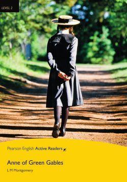 Anne of Green Gables – Buch mit CD-ROM von Grahame,  Kenneth