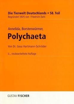 Annelida, Borstenwürmer, Polychaeta von Hartmann-Schröder,  Gesa