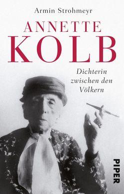 Annette Kolb von Strohmeyr,  Armin