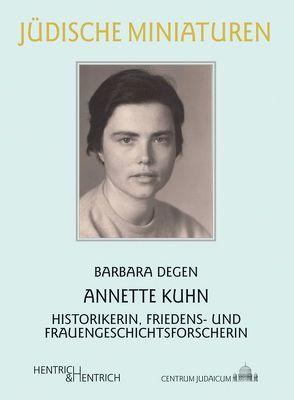 Annette Kuhn von Degen,  Barbara