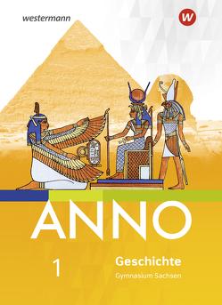 ANNO / ANNO – Ausgabe 2019 für Gymnasien in Sachsen
