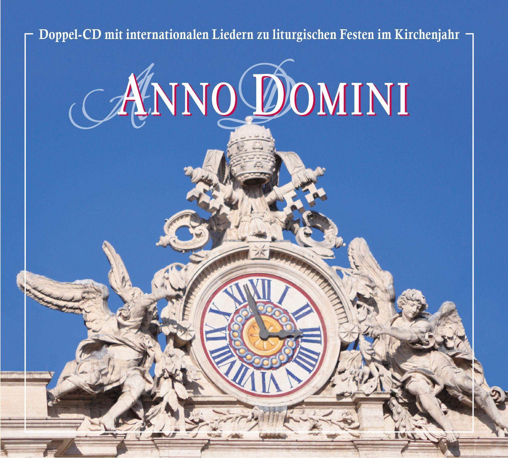 Briefe Mit Vergifteter Cd : Anno domini von förderstiftung familie mariens doppel cd