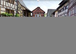 Annweiler am Trifels – Fachwerkidylle in der Pfalz (Wandkalender 2019 DIN A2 quer) von Bartruff,  Thomas