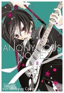 Anonymous Noise 8 von Fukuyama,  Ryoko, Steggewentz,  Luise