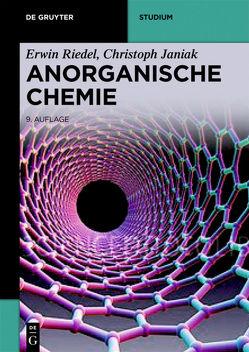 Anorganische Chemie von Janiak,  Christoph, Riedel,  Erwin