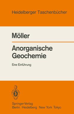 Anorganische Geochemie von Möller,  Peter