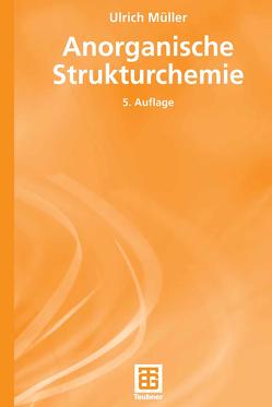 Anorganische Strukturchemie von Mueller,  Ulrich