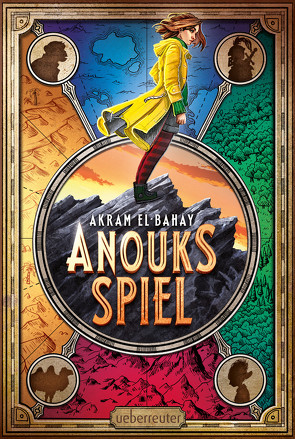 Anouks Spiel von El-Bahay,  Akram