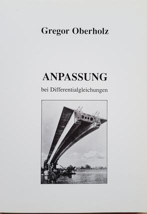 Anpassung bei Differentialgleichungen von Oberholz,  Gregor