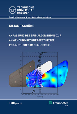 Anpassung des EFIT-Algorithmus zur Anwendung rechnergestützer POD-Methoden im SHM-Bereich von Tschöke,  Kilian