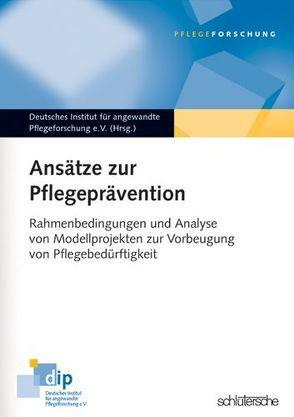 Ansätze zur Pflegeprävention