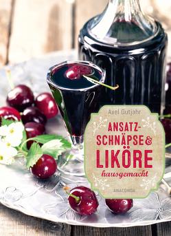 Ansatzschnäpse & Liköre hausgemacht von Gutjahr,  Axel