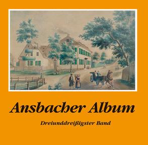 Ansbacher Album von Schötz,  Hartmut