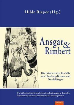 Ansgar und Rimbert von Rieper,  Hilde