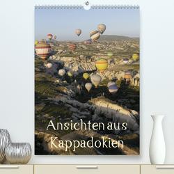 Ansichten aus Kappadokien (Premium, hochwertiger DIN A2 Wandkalender 2021, Kunstdruck in Hochglanz) von Irlenbusch,  Roland