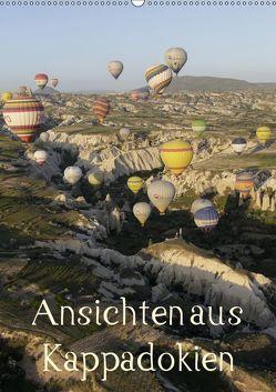 Ansichten aus Kappadokien (Wandkalender 2019 DIN A2 hoch) von Irlenbusch,  Roland