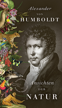 Ansichten der Natur von Humboldt,  Alexander von