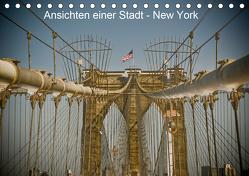 Ansichten einer Stadt: New York (Tischkalender 2020 DIN A5 quer) von Fotos - Fritz Malaman,  Art