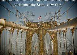Ansichten einer Stadt: New York (Wandkalender 2020 DIN A2 quer) von Fotos - Fritz Malaman,  Art