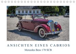 Ansichten eines Cabrios (Tischkalender 2020 DIN A5 quer) von Kuhr,  Susann
