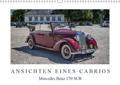 Ansichten eines Cabrios (Wandkalender 2019 DIN A3 quer) von Kuhr,  Susann