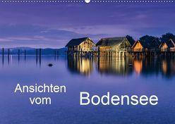 Ansichten vom Bodensee (Wandkalender 2019 DIN A2 quer) von Hoffmann,  Klaus
