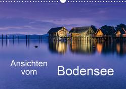 Ansichten vom Bodensee (Wandkalender 2021 DIN A3 quer) von Hoffmann,  Klaus