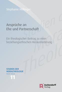 Ansprüche an Ehe und Partnerschaft von Höllinger,  Stephanie