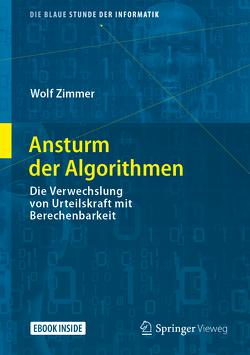 Ansturm der Algorithmen von Zimmer,  Wolf