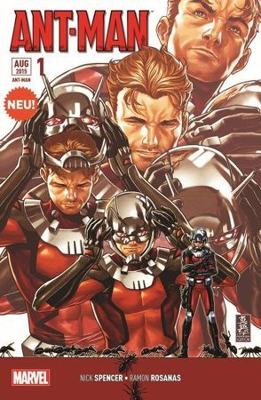 Ant-Man von Rosanas,  Ramon, Spencer,  Nick