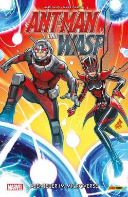 Ant-Man und Wasp: Abenteuer im Microverse von Garron,  Javier, Hidalgo,  Carolin, Waid,  Mark