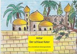 Antar der Schlaue Kater von Sires-Kashgari,  Layla Marline