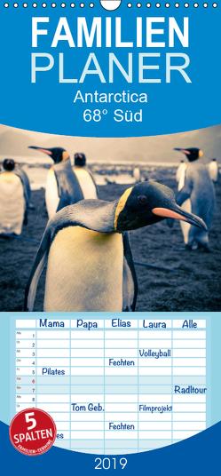 Antarktis 68° Süd – Familienplaner hoch (Wandkalender 2019 , 21 cm x 45 cm, hoch) von Photography : Alexander Hafemann,  Mlenny