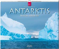Antarktis von Chichester,  Page, Leue,  Holger