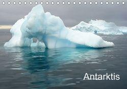 Antarktis (Tischkalender 2018 DIN A5 quer) von AnGe,  k.A.